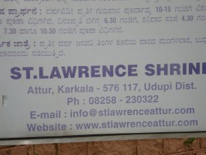 St Lwarence Church - Address and Website