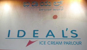 Ideals ice cream parlour