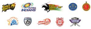 Teams for IPL T20 2011