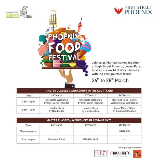 @gophoenixing #FoodFestival